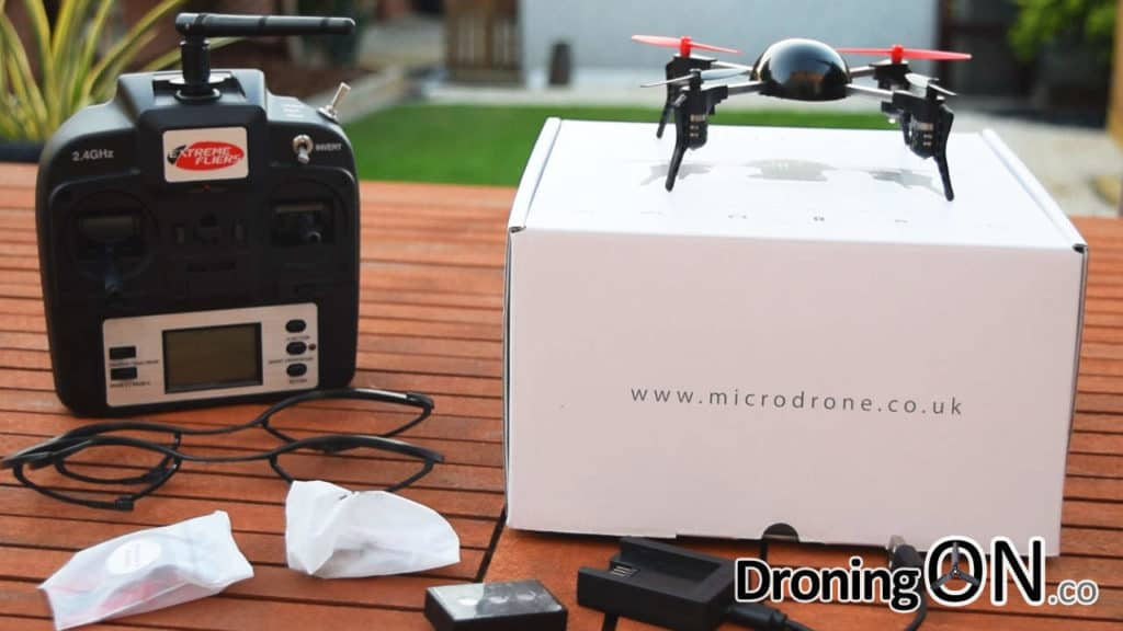 Micro Drone 3.0 (or as we call it, 3.1)