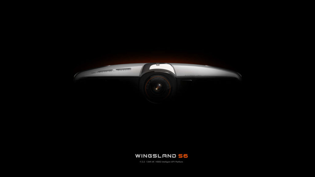 Wingsland Technology - S6 Drone - 4K Fixed Camera