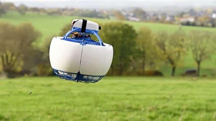 Fleye Drone
