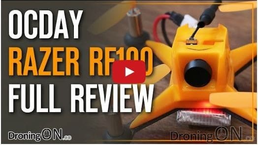 Click to play the review of the OCDay Razer RF100 (GB100), or click here to buy