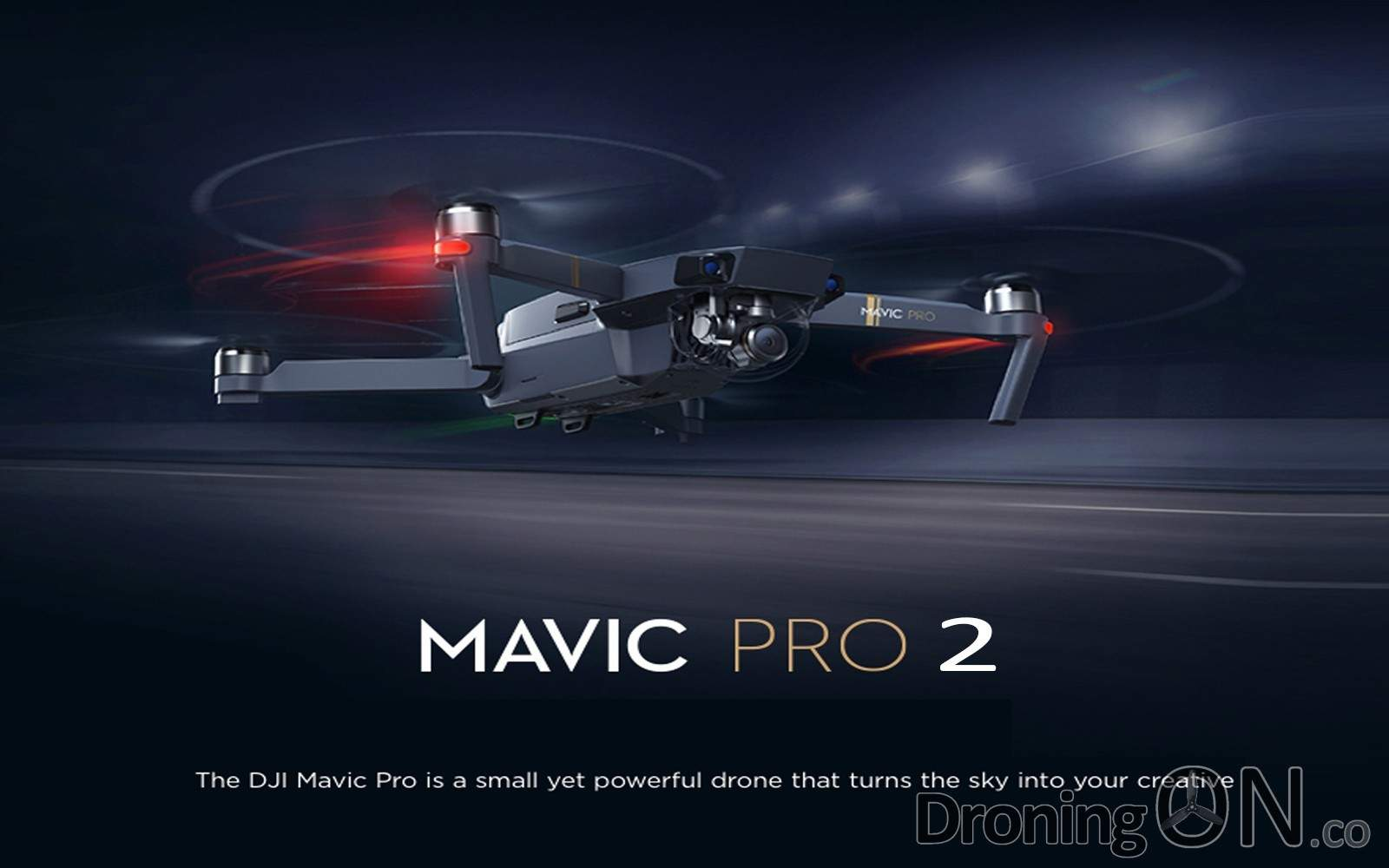 DJI Mavic Pro 2 Features And Specification