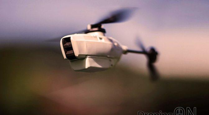 The FLIR PD-100 nano drone