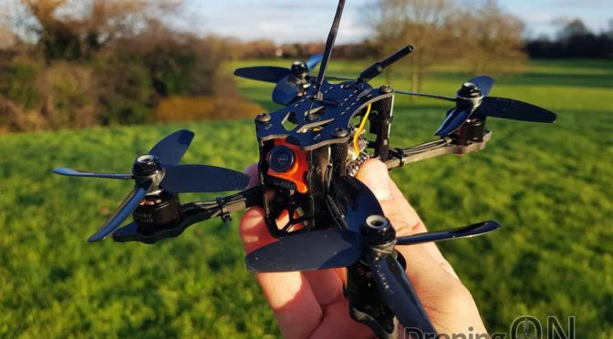 Furibee X140 Review, Unboxing, Setup & Flight Test – Best 3″ So Far!